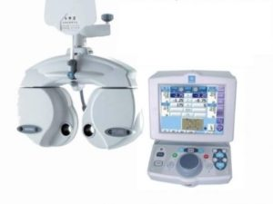 Nidek Epic RT-5100 Refractor - Shady Grove Ophthalmology