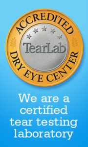 Accredited Dry Eye Center