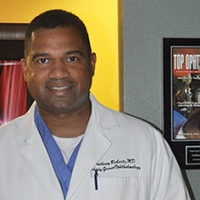 Dr Anthony O. Roberts - Shady Grove Ophthalmology