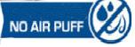 No Air Puff