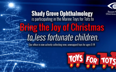Toys for Tots & Shady Grove Ophthalmology