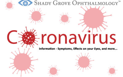 Coronavirus Information – Symptoms, Effects on Your Eyes, and More…